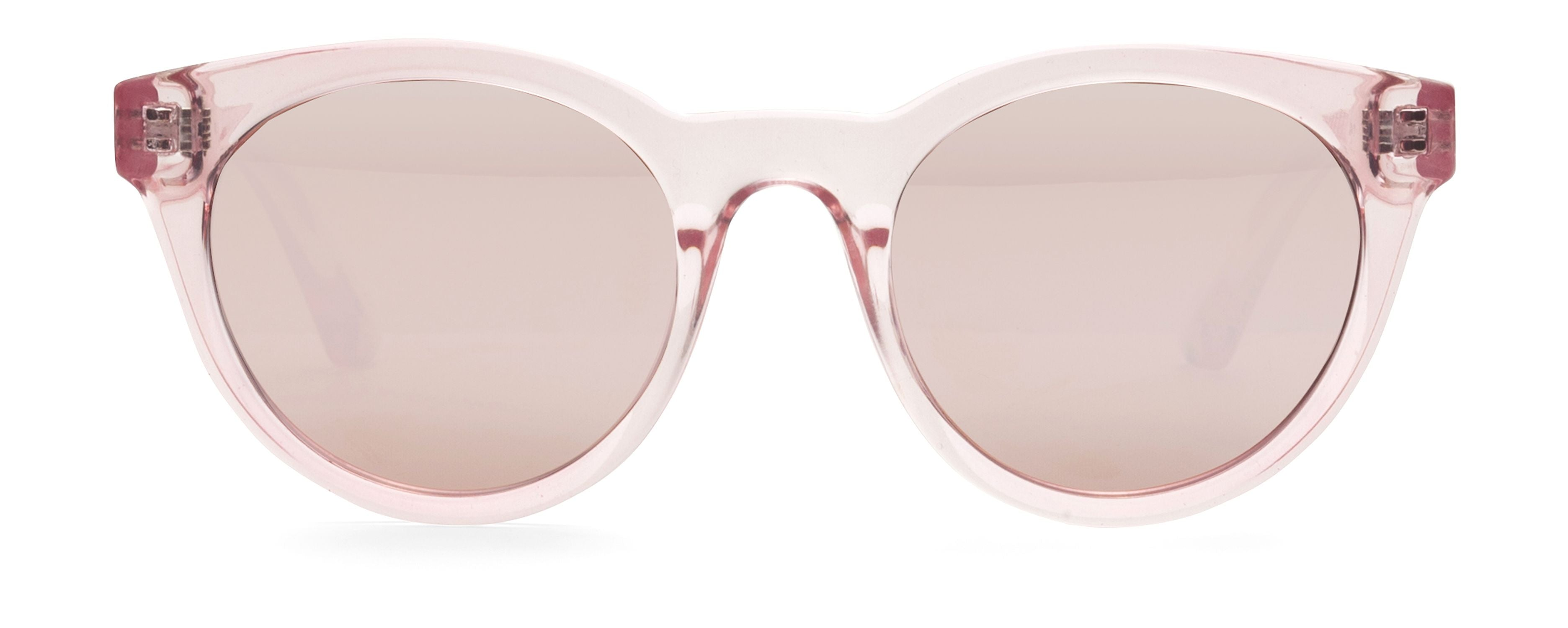 FIZZ Pink JUNiA Kids Sunglasses