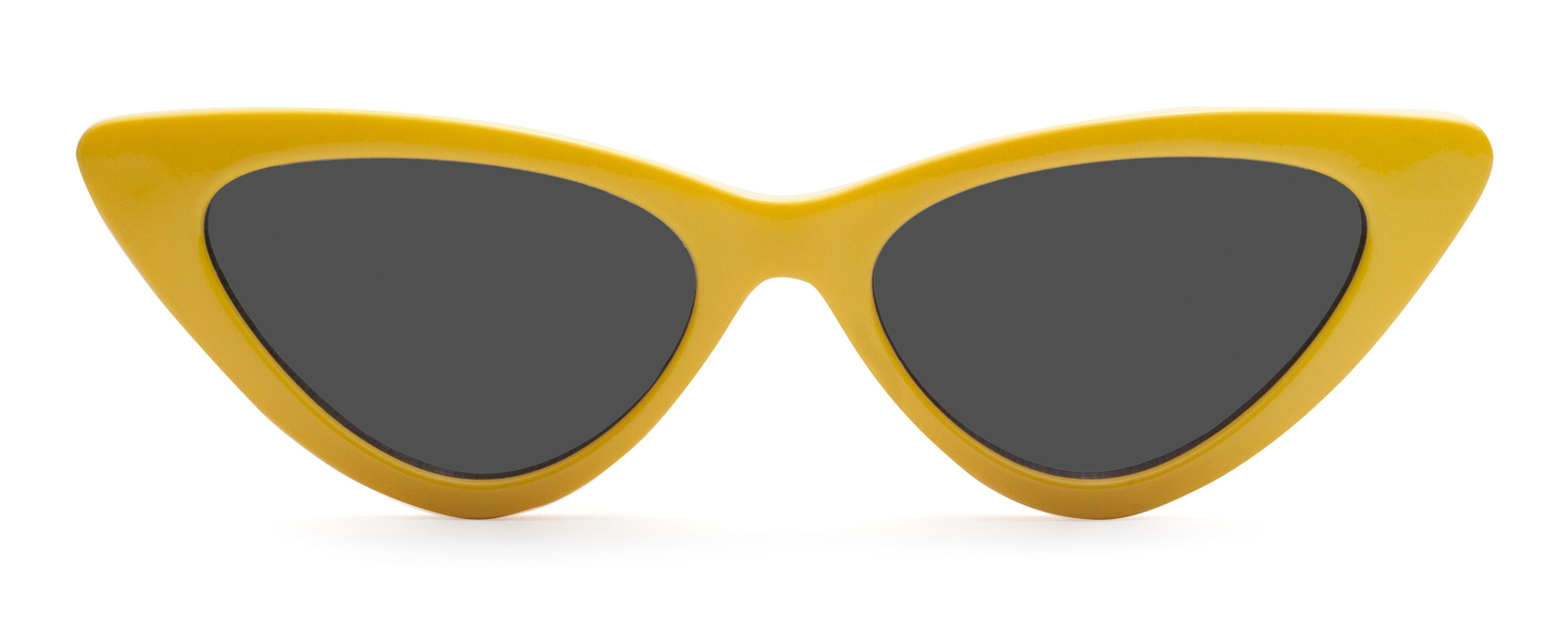 POP Yellow JUNiA Kids Sunglasses