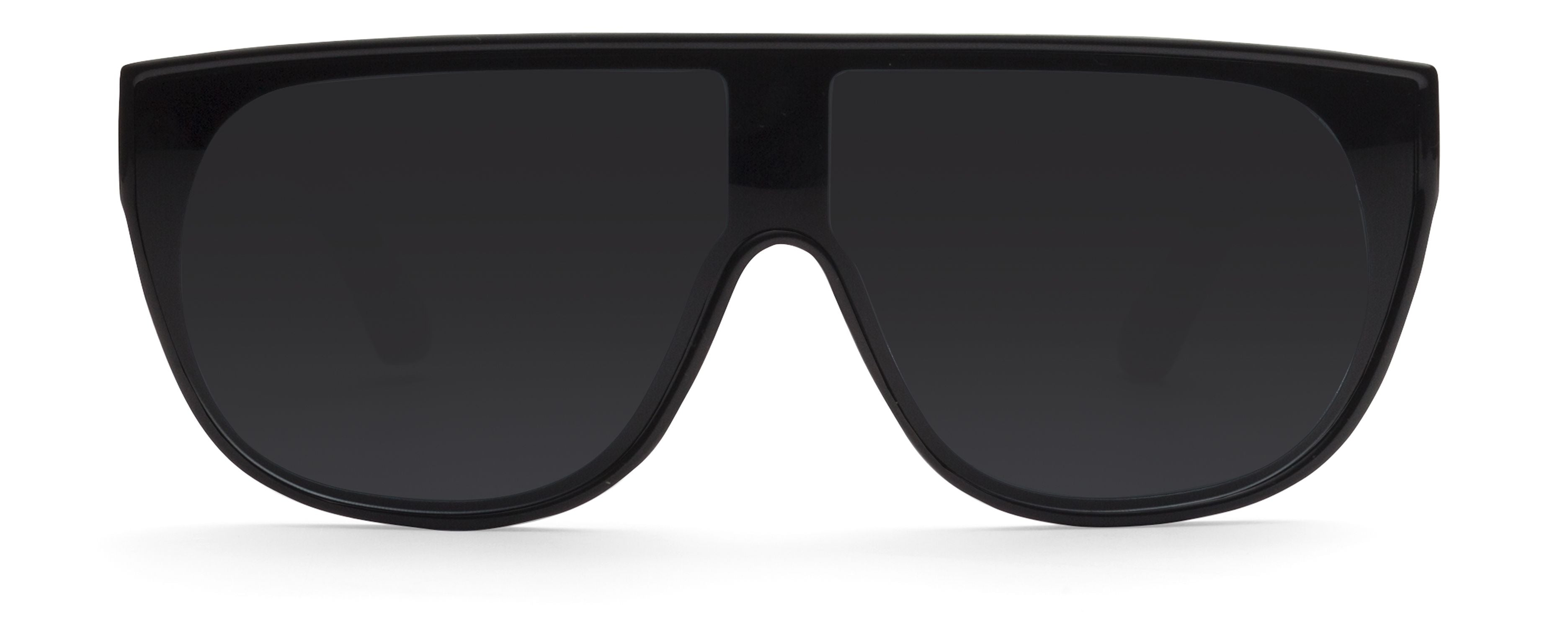 POW Black JUNiA Kids Sunglasses