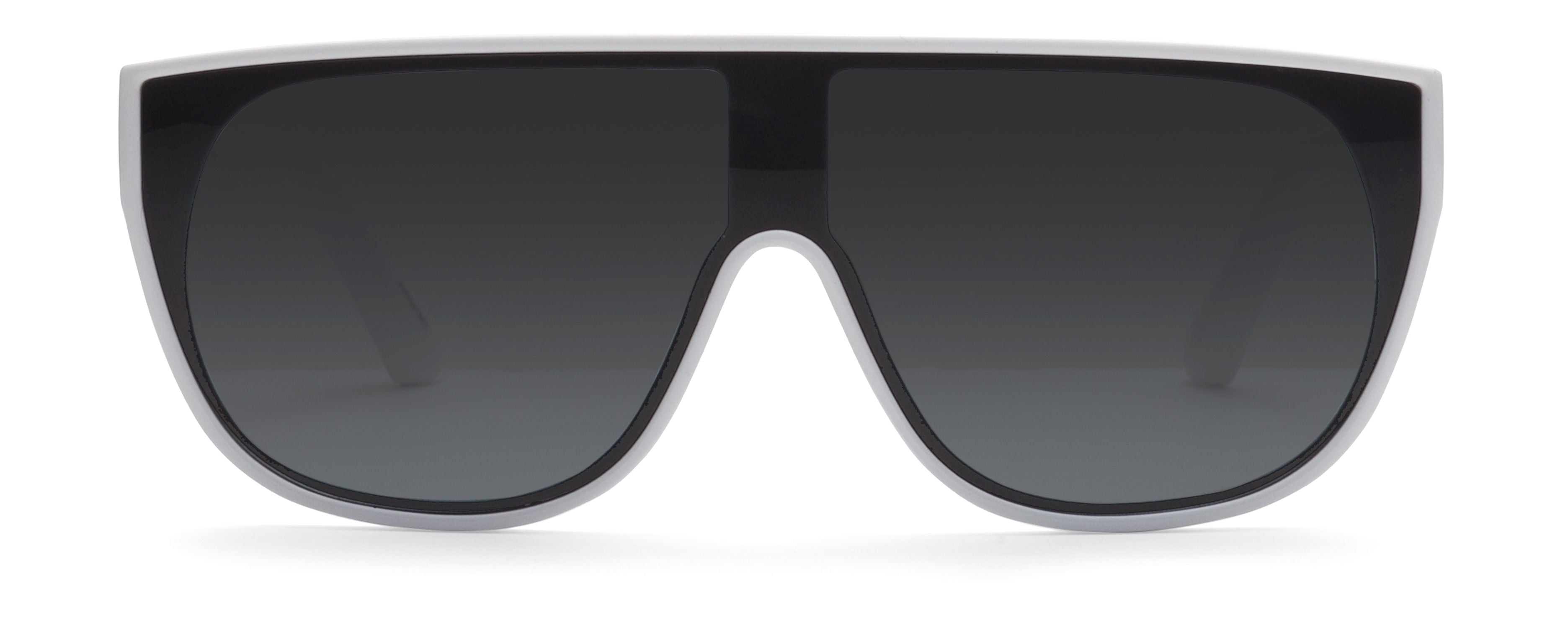 POW White JUNiA Kids Sunglasses