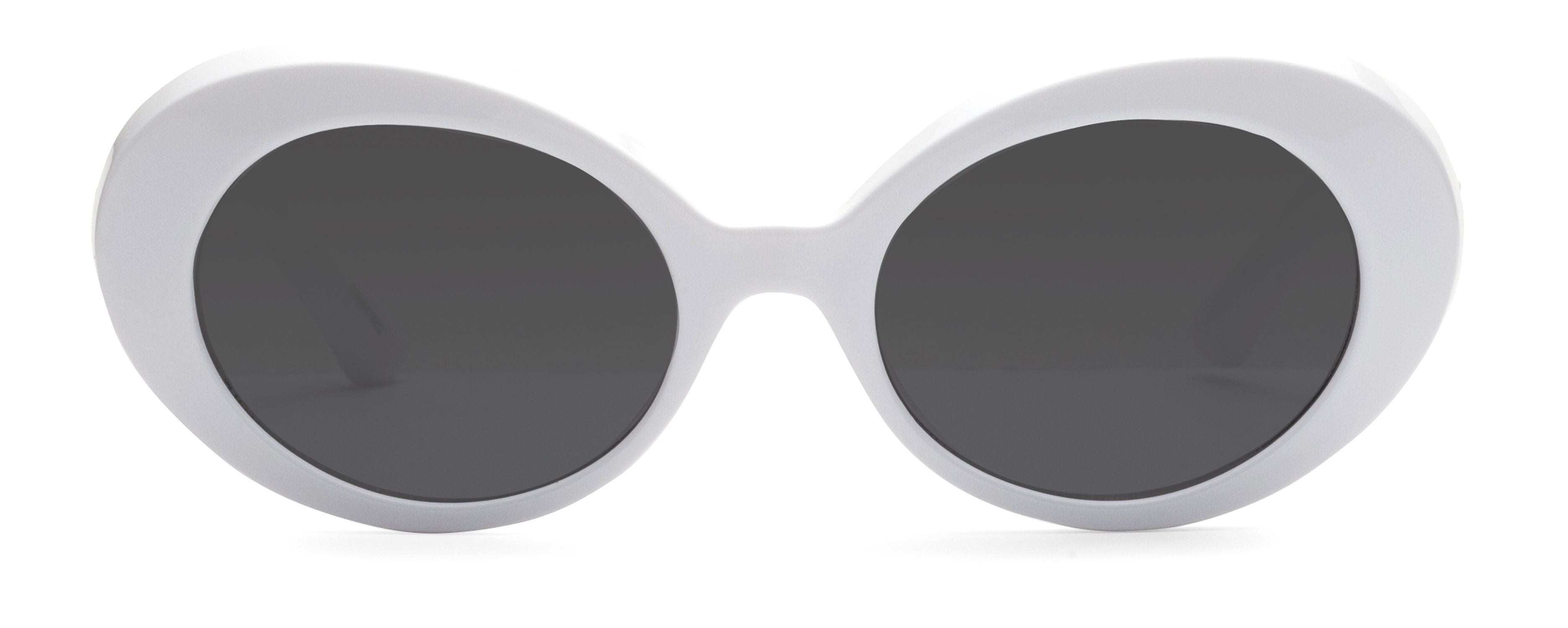 WOWZA White JUNiA Kids Sunglasses
