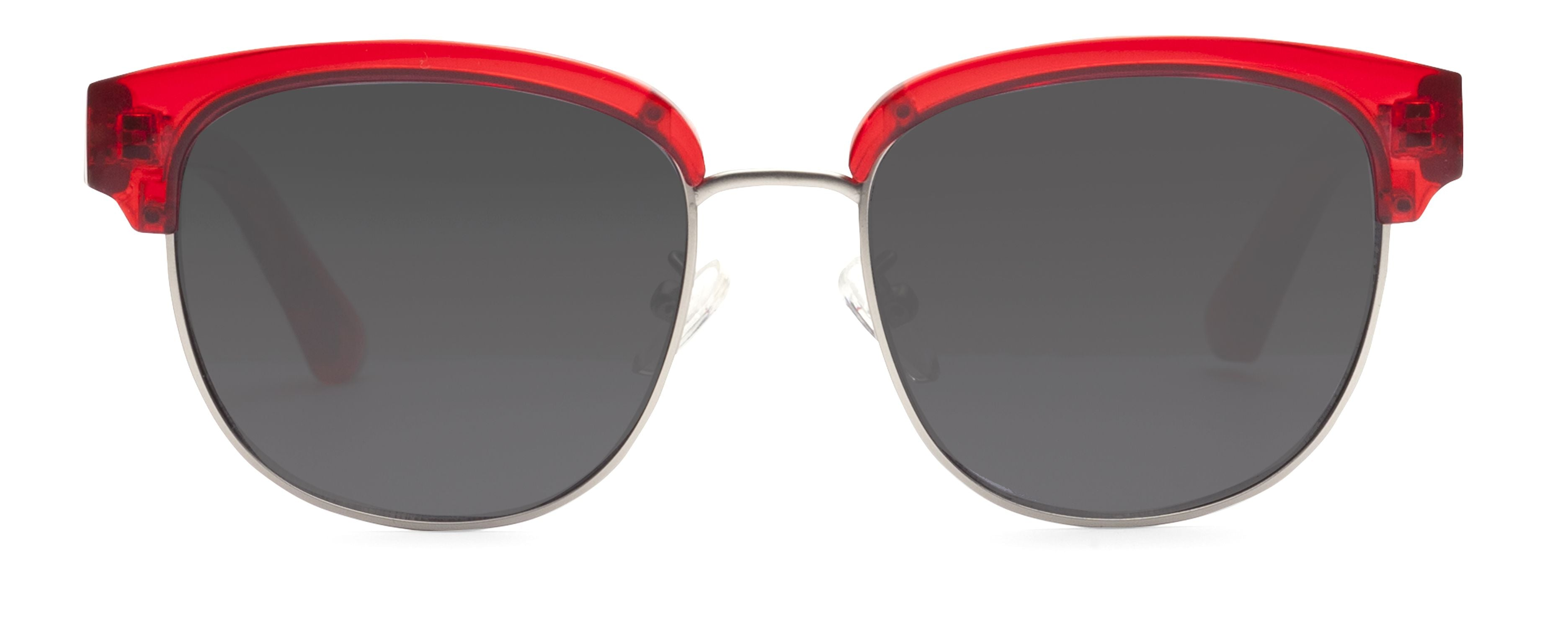 ZING Red JUNiA Kids Sunglasses