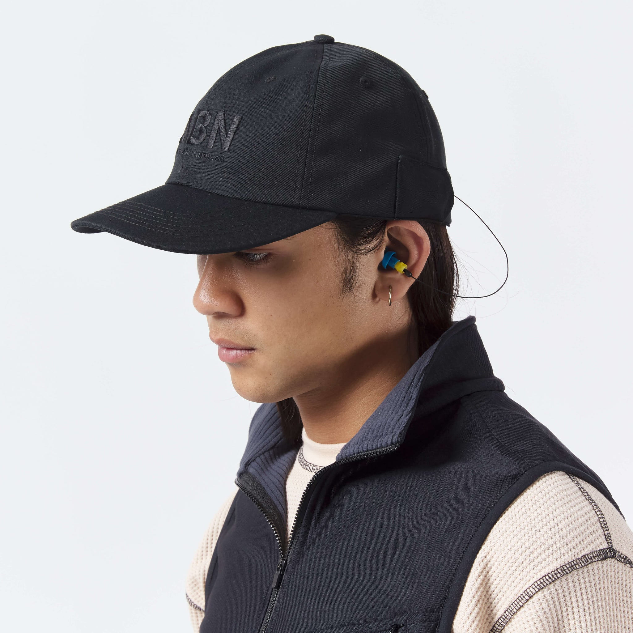 AFFIX WORKS AFFX WRKS 85dB EARPLUG CAP BLACK