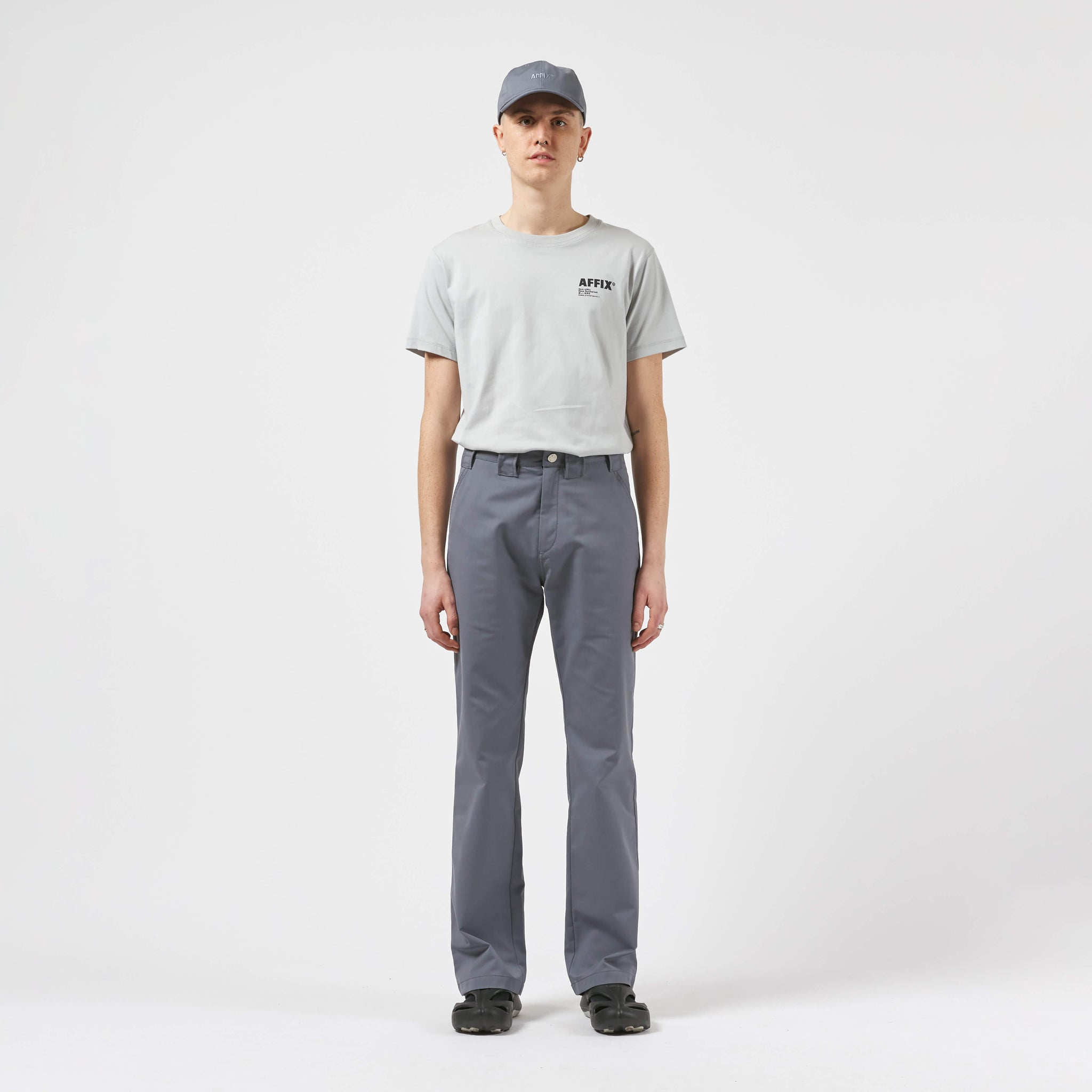 AFFIX WORKS AFFX WRKS DUTY PANT GREY