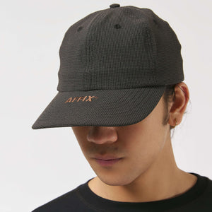 AFFX WRKS AFFIX WORKS BRIM LOGO CAP FIELD TAN EXCLUSIVE
