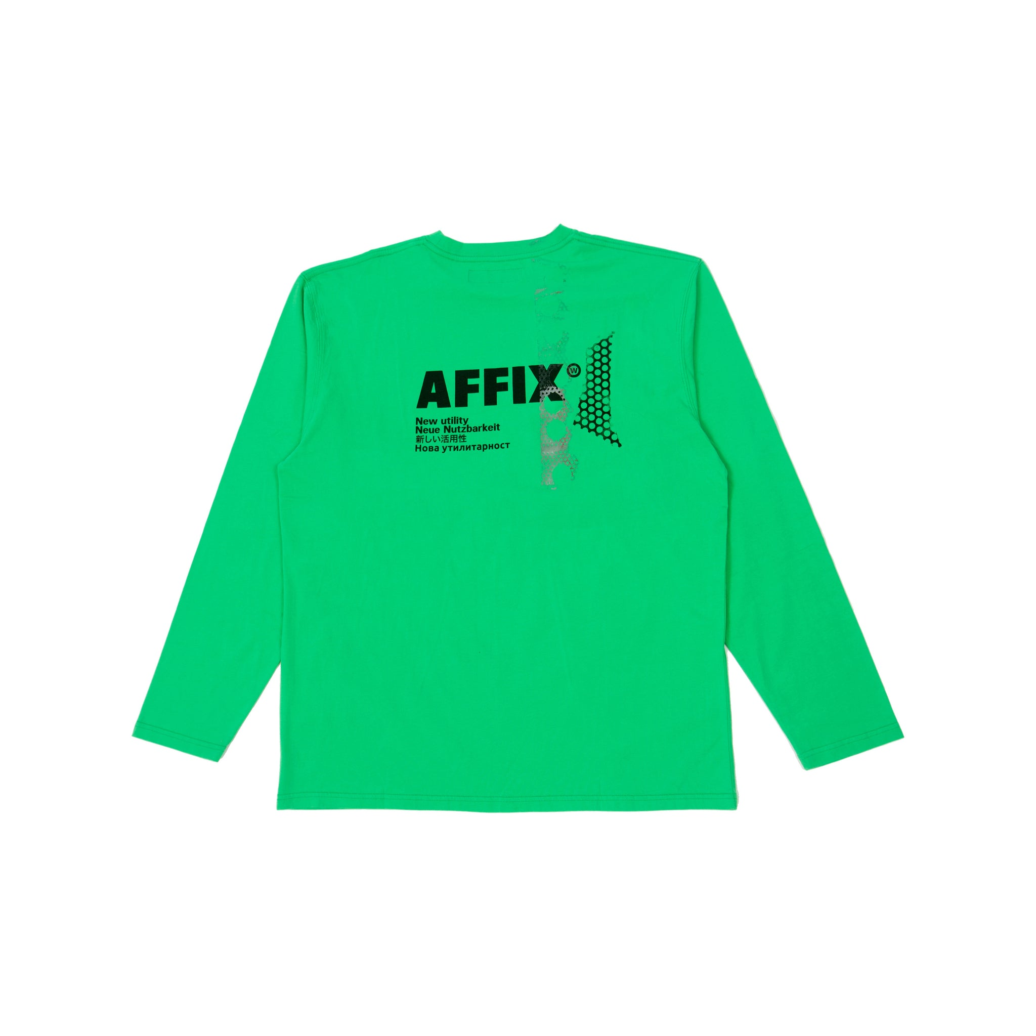 AFFIX re WORKS T-SHIRT LS 05 XL
