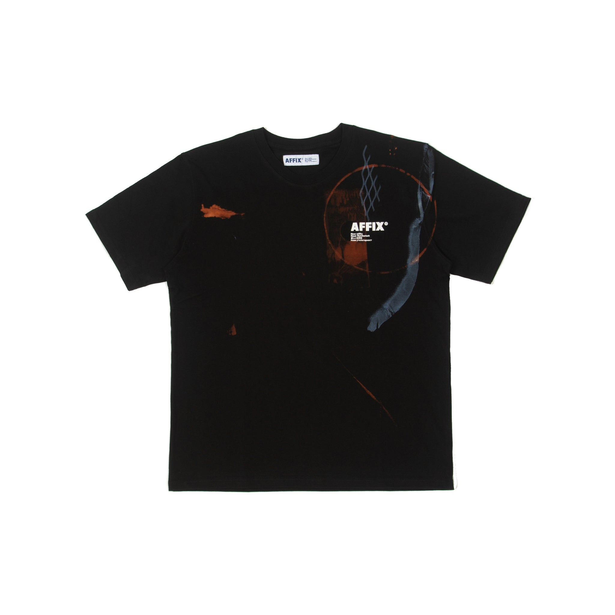 AFFIX re WORKS T-SHIRT SS 03 L