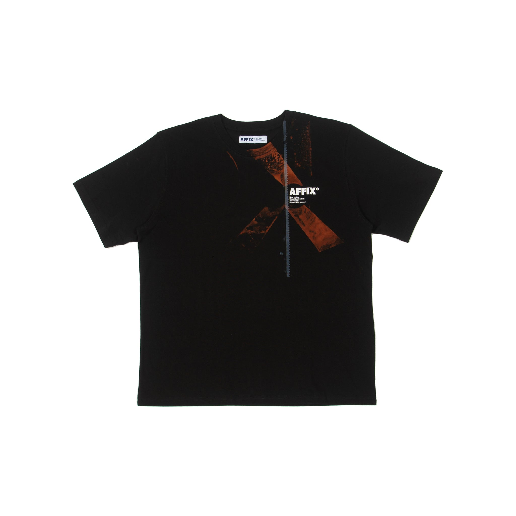 AFFIX re WORKS T-SHIRT SS 05 XL