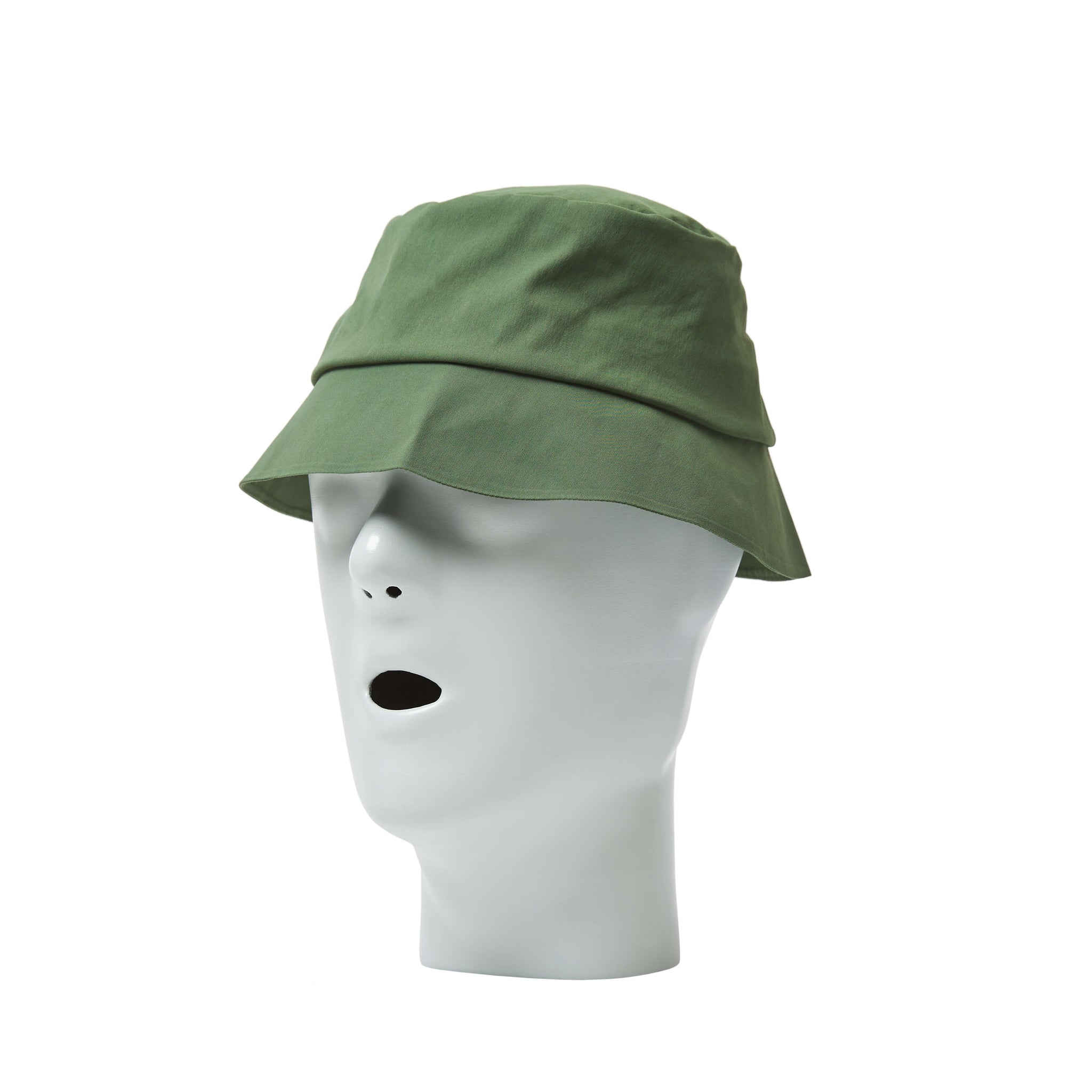AFFIX WORKS AFFX WRKS STOW BUCKET HAT FIELD GREEN
