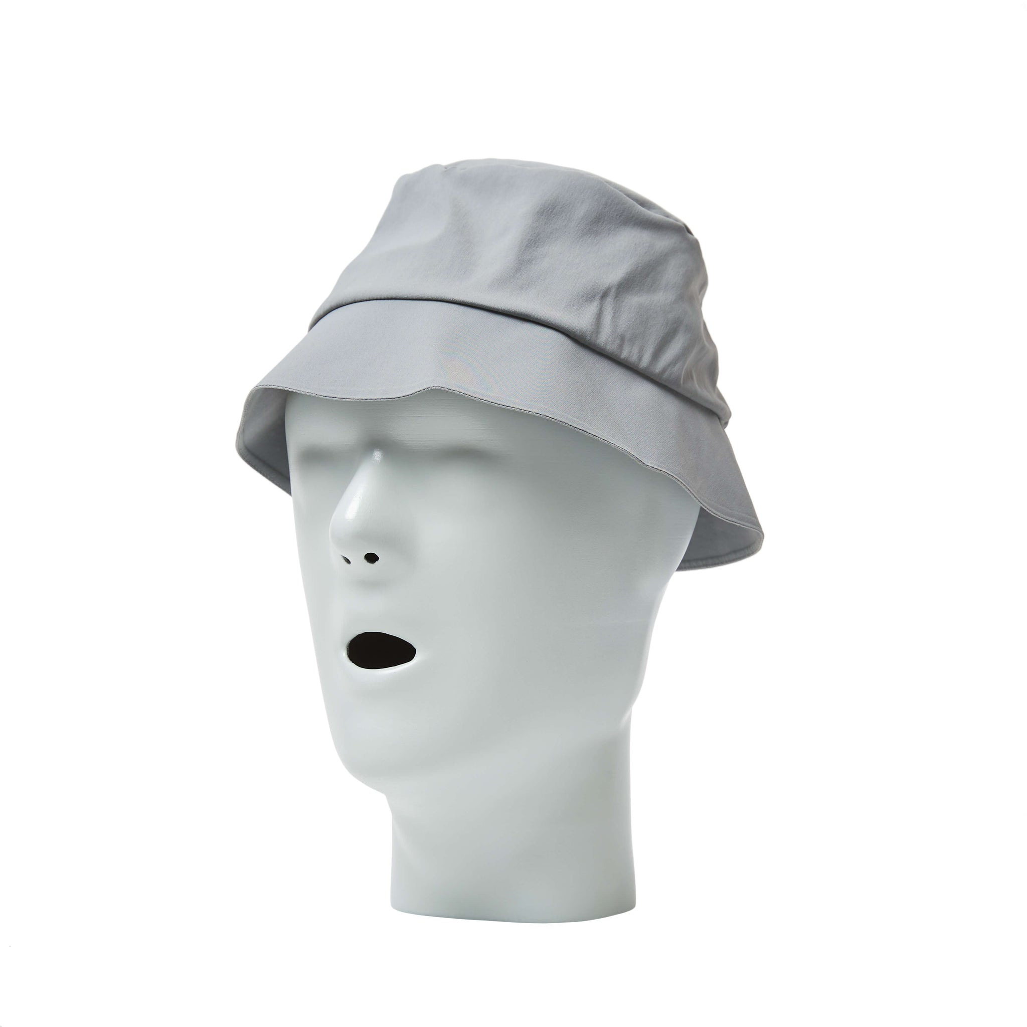 AFFIX WORKS AFFX WRKS STOW BUCKET HAT SILVER GREY