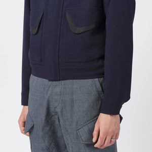 AFFIX WORKS AFFXWRKS MOBILISATION JACKET NAVY