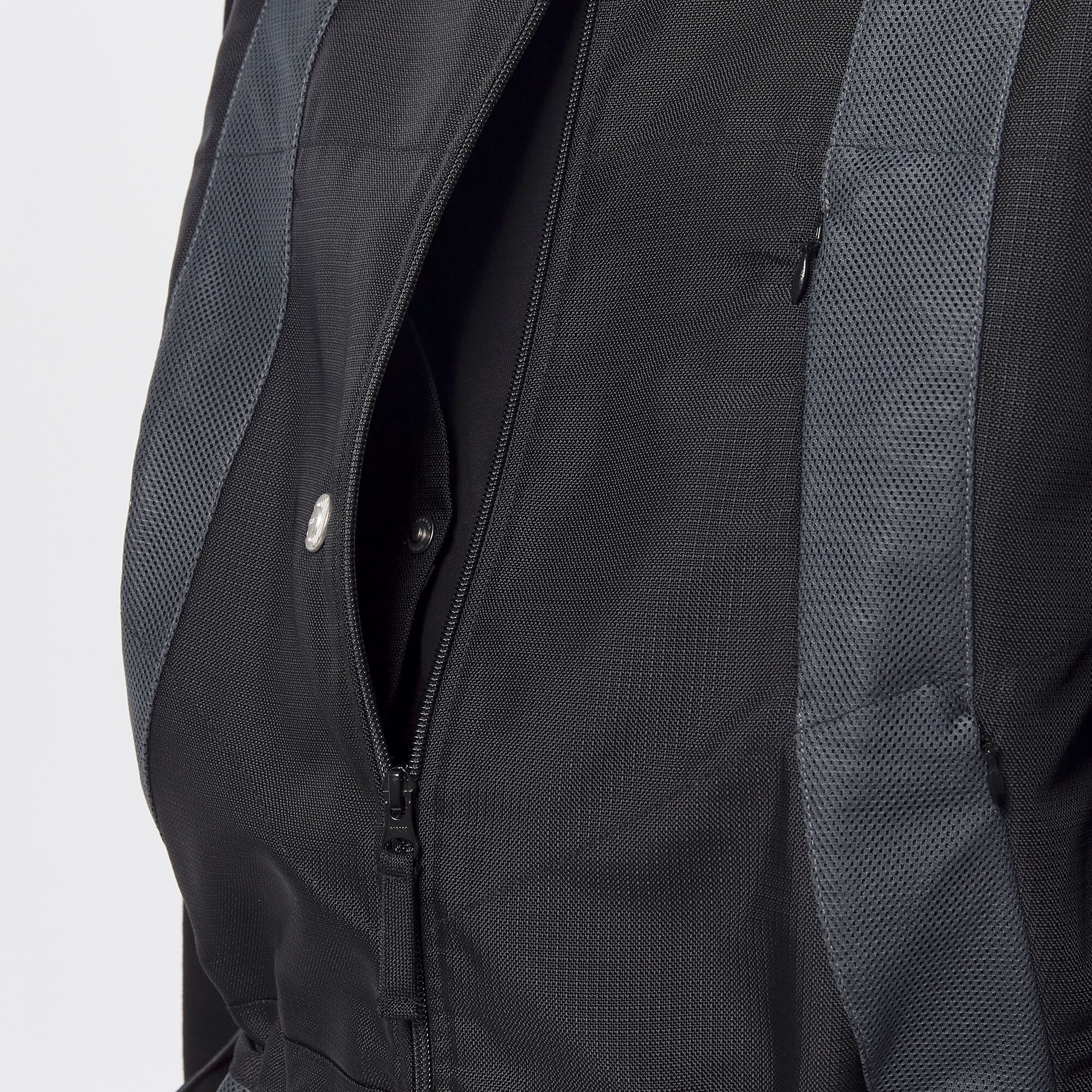 AFFIX WORKS AFFXWRKS CORDURA MESH VEST BLACK EXCLUSIVE