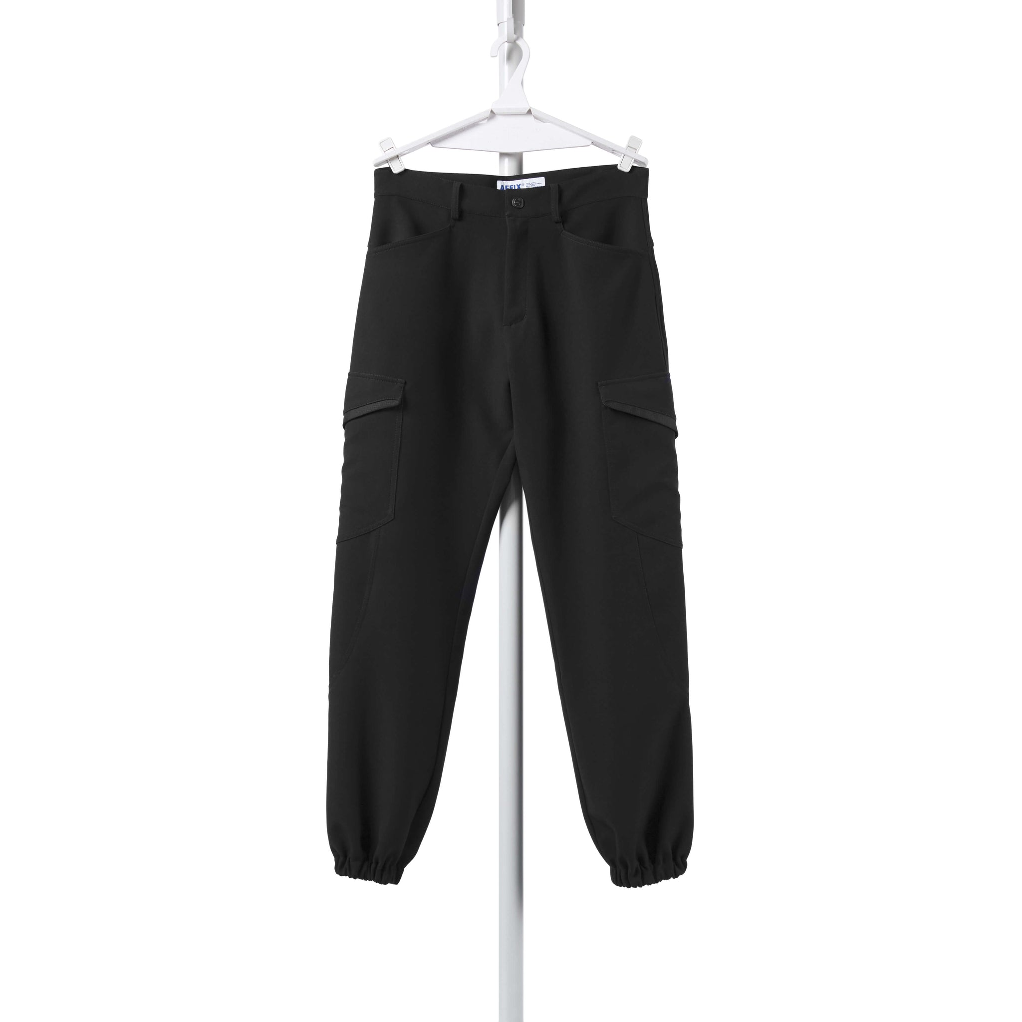 AFFIX WORKS AFFXWRKS MOBILISATION PANT BLACK EXCLUSIVE