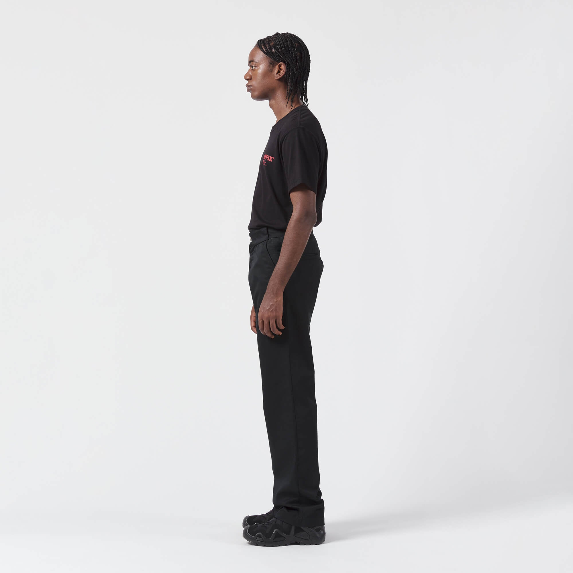 AFFIX WORKS AFFXWRKS VISIBILITY DUTY PANT BLACK/BLACK EXCLUSIVE