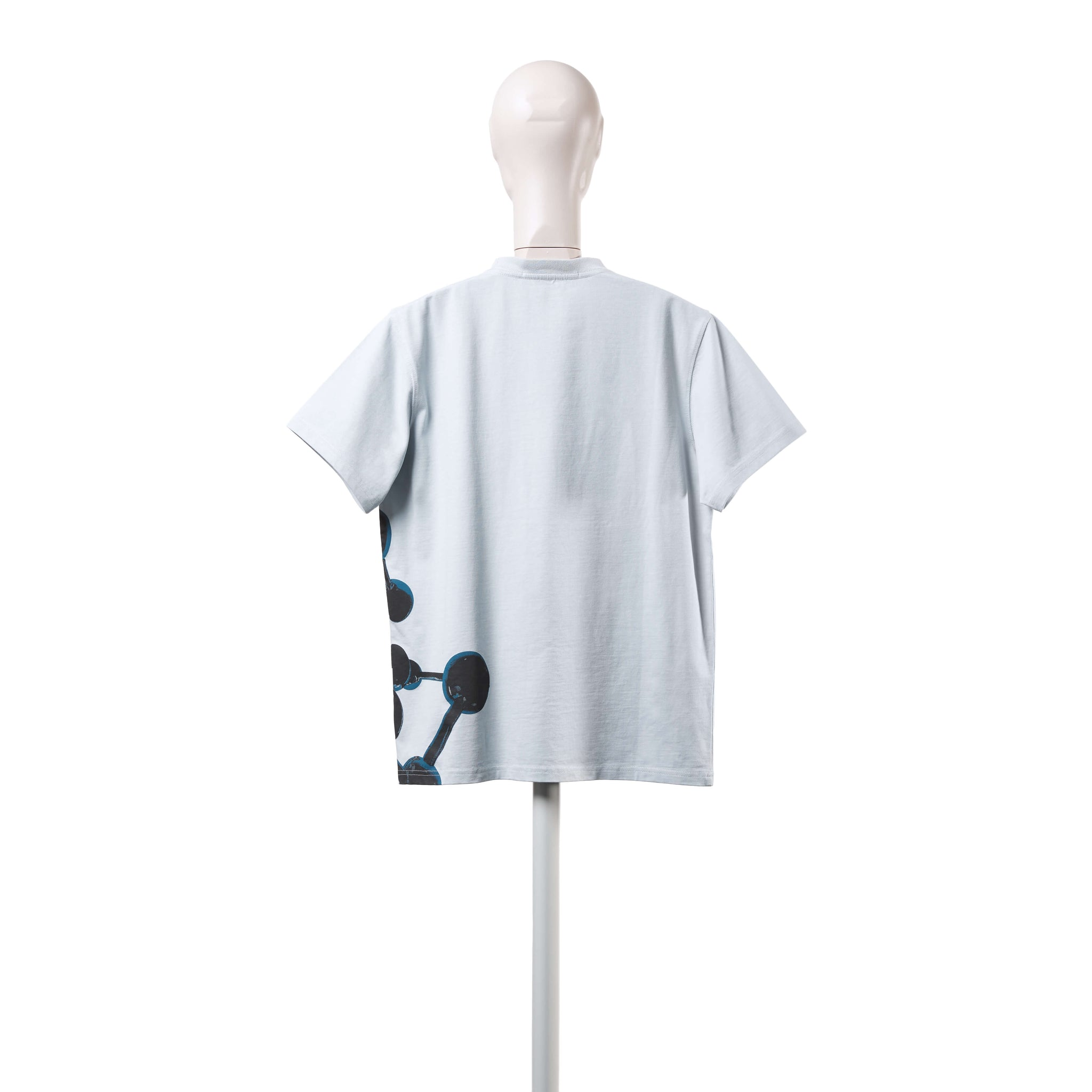 AFFIX WORKS AFFX WRKS ZODIAK T-SHIRT POWDER BLUE