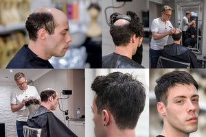 Men's Stock Hair Systems or Custom Made