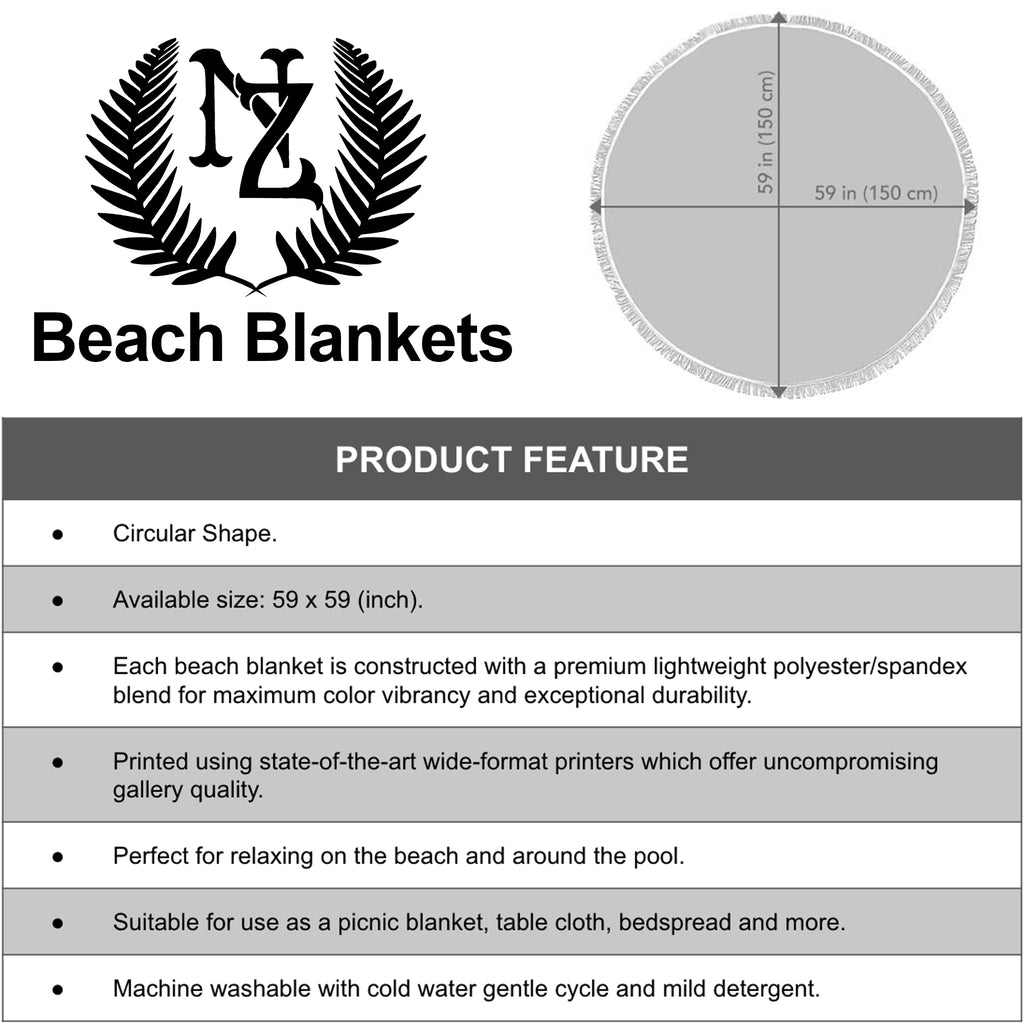 BEACH BLANKETS | PRODUCT DETAIL | 1ST-NEW ZEALAND