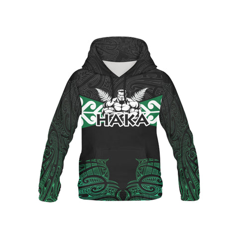 Aotearoa Rugby Hoodie - Kia Kaha Stay Strong Th00 - 1st New Zealand