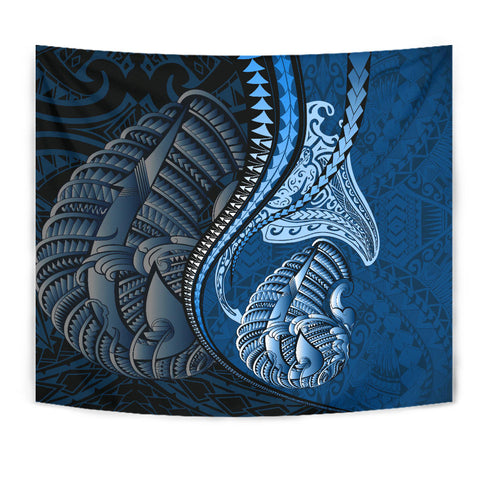Fish Hook Polynesian Tapestry Manta Polynesian TH65 - 1st New Zealand