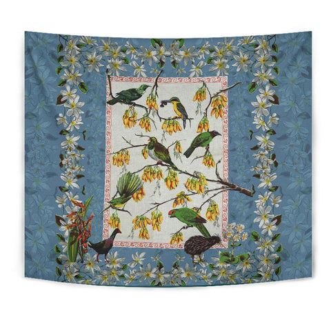 Native Bird Duvet Cover Tapestry K59 - 1st New Zealand