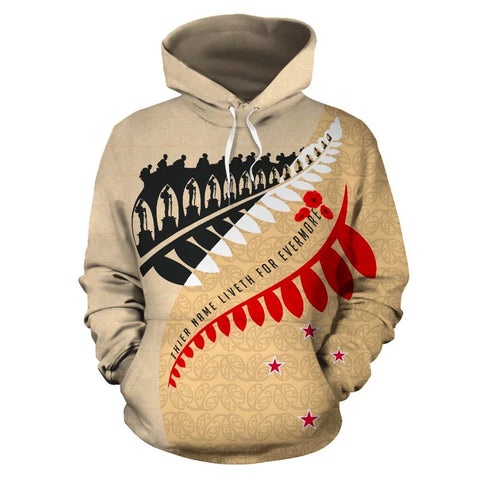 Aotearoa Hoodie - Fiveth For Evermore LG K6 - 1st New Zealand