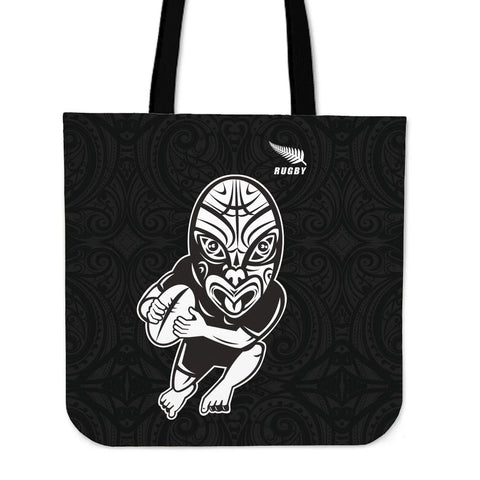 Rugby Style Tote Bag K24 - 1st New Zealand