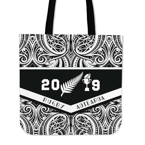 Rugby Aotearoa Win 2019 Tote Bag K47 - 1st New Zealand