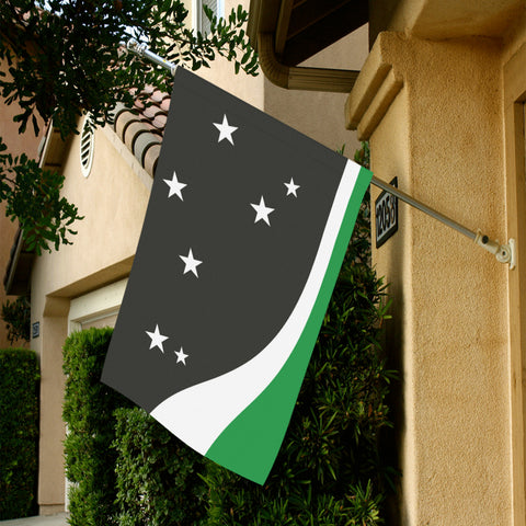 New Zealand Matariki Garden Flag K4 - 1st New Zealand