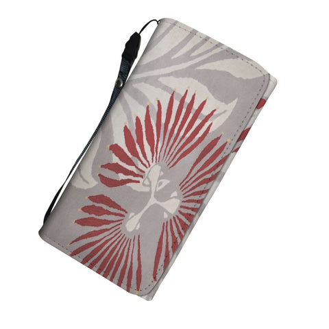Pohutukawa New Zealand Wallet K5 - 1st New Zealand