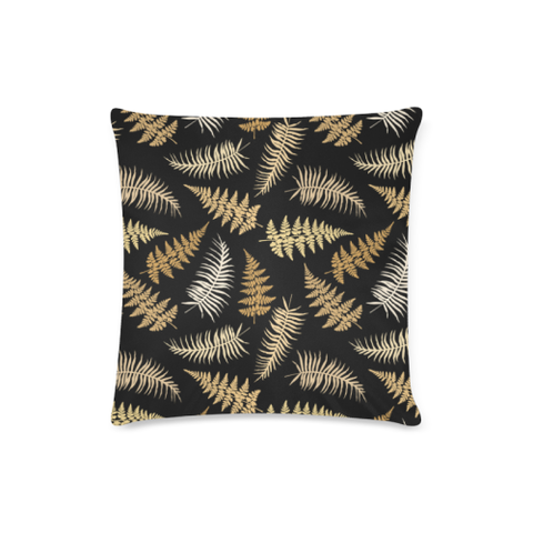 New Zealand Fern Leaves Pattern Zippered Pillow Cases 18