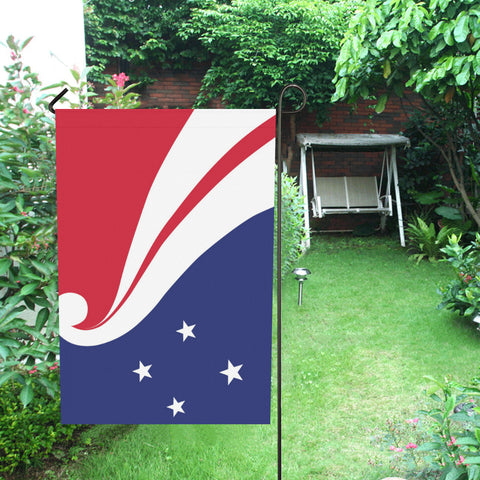 Embrace New Zealand Garden Flag K4 - 1st New Zealand