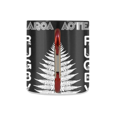 Aotearoa Rugby - New Zealand Insulated Mug K4 - 1st New Zealand