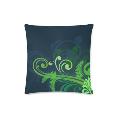 Silver Fern New Zealand Zippered Pillow Case