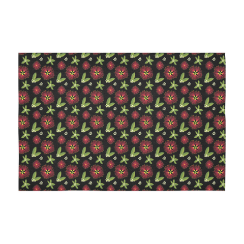 New Zealand Pohutukawa Colourful Tablecloth - 1st New Zealand