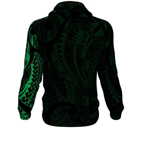 Image of Sagittarius Zodiac Hoodie Maori Tattoo TH75