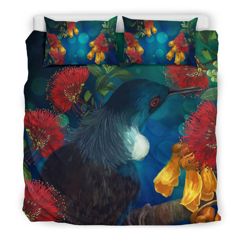 Image of Dreaming Tui New Zealand Bedding Set K5 - 1st New Zealand