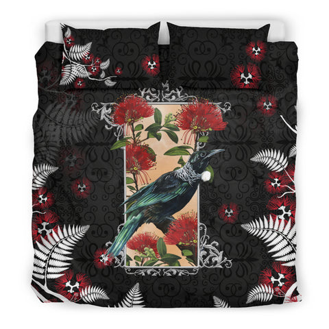 Tui And Pohutukawa New Zealand™ Bedding Set - Special Version K5 - 1st New Zealand