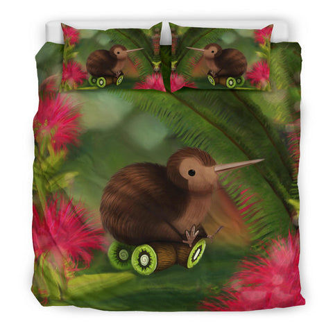 Kiwi So Cute New Zealand Bedding Set 4