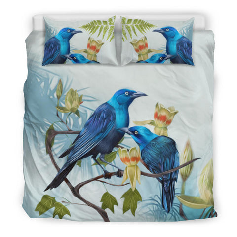 Tui Couple New Zealand Bedding Set Queen