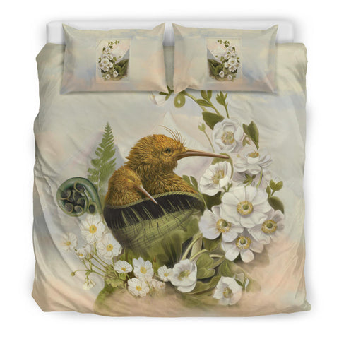 New Zealand Kiwi Mom Bedding Set - King size