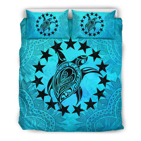 Cook Islands Turquoise Bedding Set A20 - 1st New Zealand