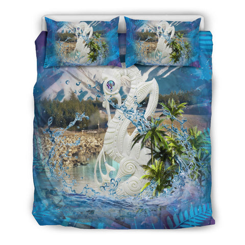 Manaia Kiwiana New Zealand Bedding Set K5 - 1st New Zealand