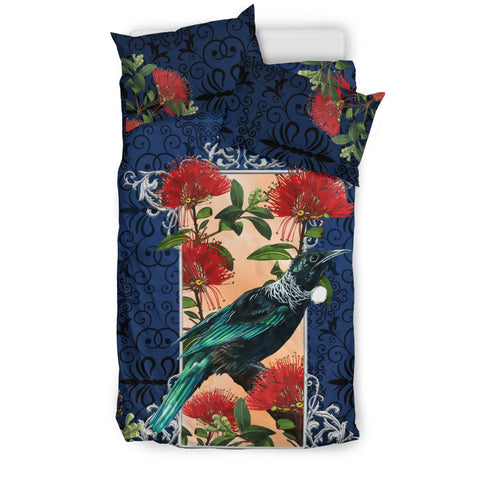 New Zealand Bedding Set Tui and Pohutukawa K5 - 1st New Zealand