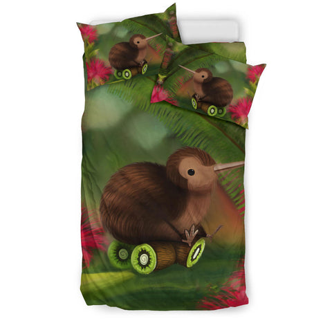 Kiwi So Cute New Zealand Bedding Set 3
