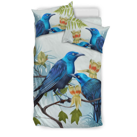 Tui Couple New Zealand Bedding Set single