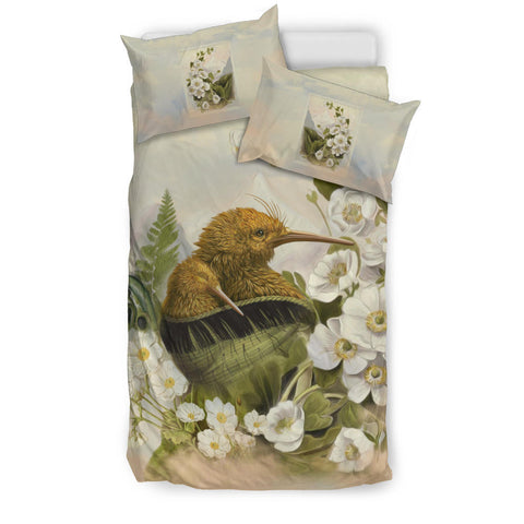 New Zealand Kiwi Mom Bedding Set - Twin size