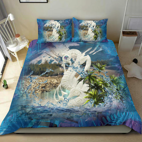 Image of Manaia Kiwiana New Zealand Bedding Set K5 - 1st New Zealand