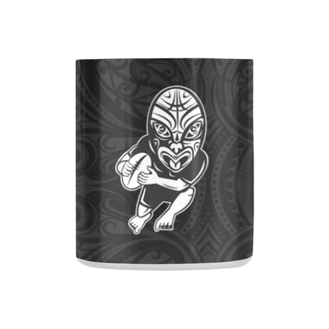 Rugby Haka New Style - New Zealand Insulated Mug K4 - 1st New Zealand
