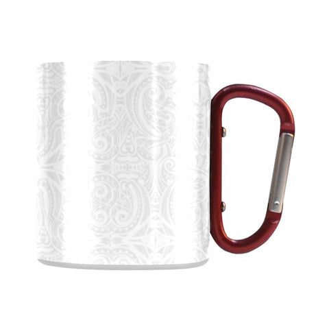 New Zealand Silver Fern - New Zealand Insulated Mug K4 - 1st New Zealand