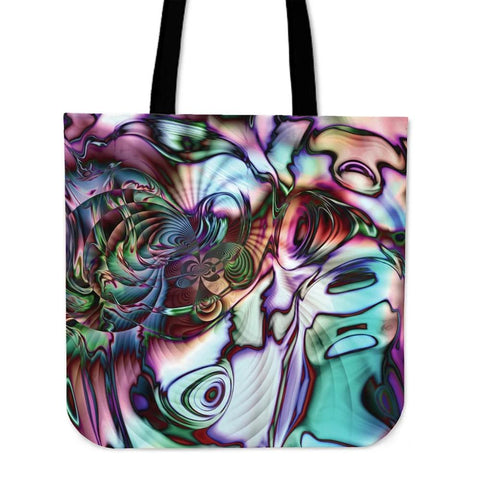Paua Shell Tote Bag TH5 - 1st New Zealand